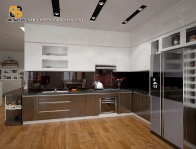 7 điều cần phải lưu ý khi thiết kế tủ bếp
