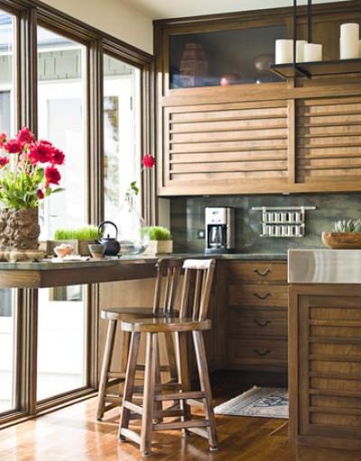 9 thiết kế phòng bếp đẹp lung linh
