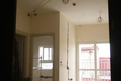 Thi công nội thất căn hộ chung cư chị Hải PCC1 Complex