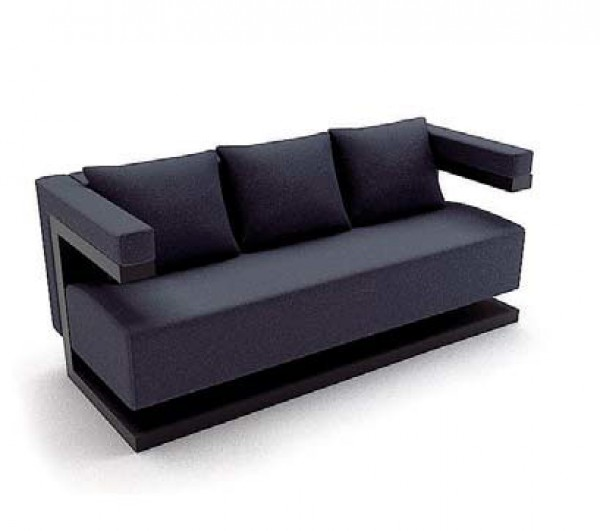 Sofa Da 2.5 Chỗ 5087