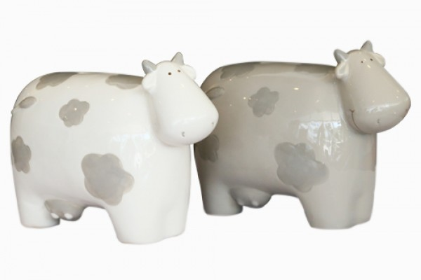 Tượng Money Box Cow