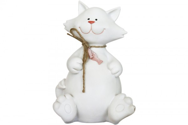 Tượng Mèo Felix Poly