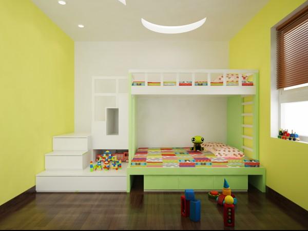 3 mẫu thiết kế phòng ngủ trẻ em siêu xinh